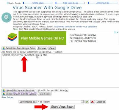 Tutorial Cara Download File Di Google Drive Yang Tidak Bisa Di Download Karena Terinfeksi Virus