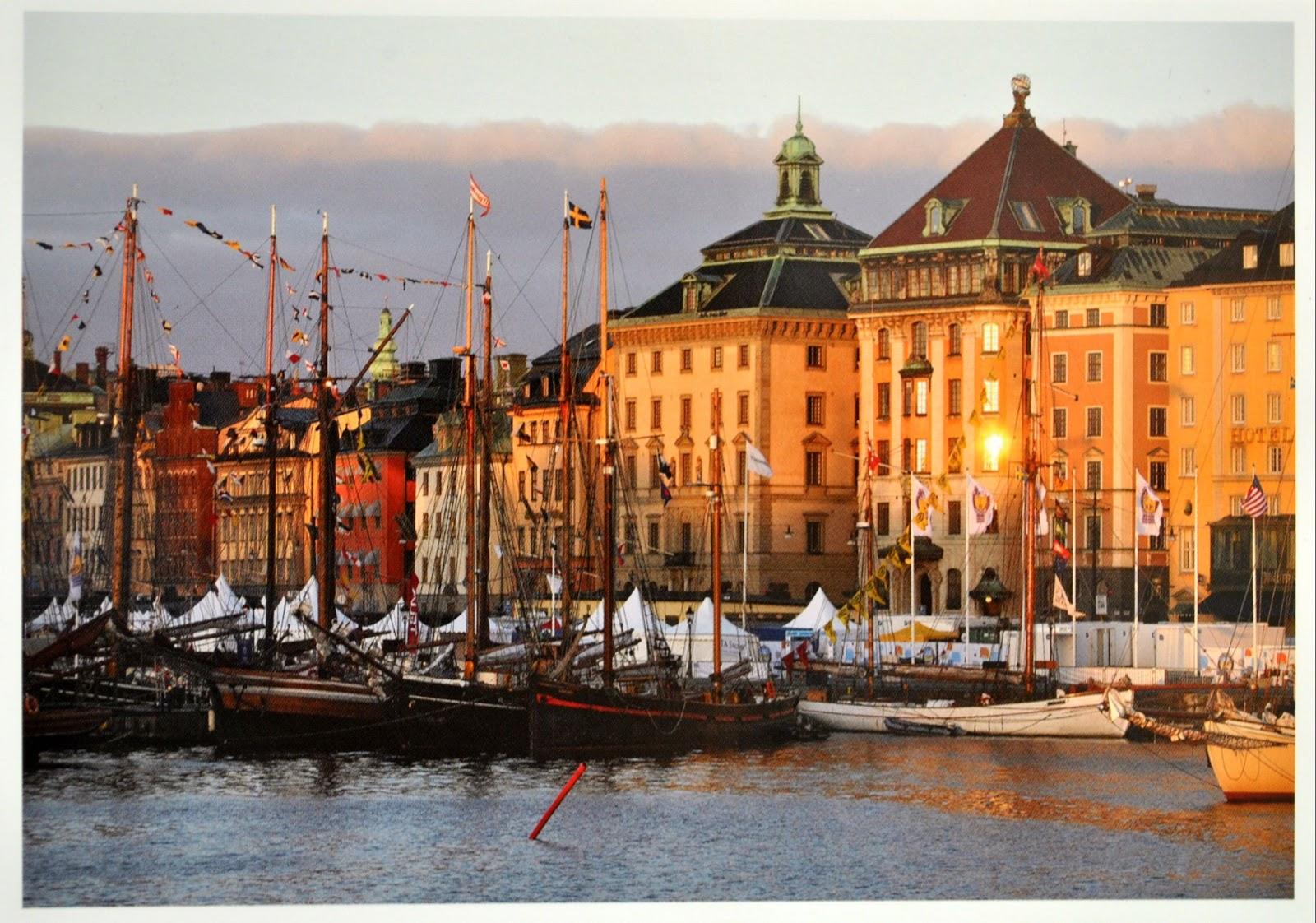 co warto zwiedzić w sztokholmie