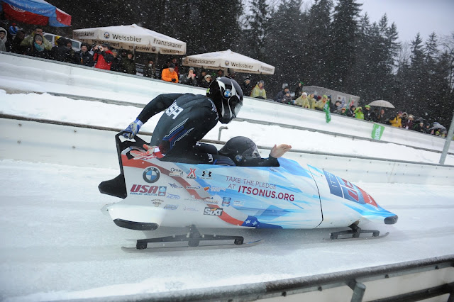 Intercomp Set to Support USA Bobsled Team in 2018