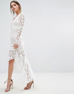 Vestidos Largos Blancos 2017