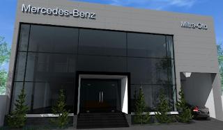 Mercedez Benz Truck (PT. Mitra Oto Prima)