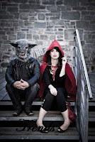 Lobo Feroz y Caperucita Roja disfraces