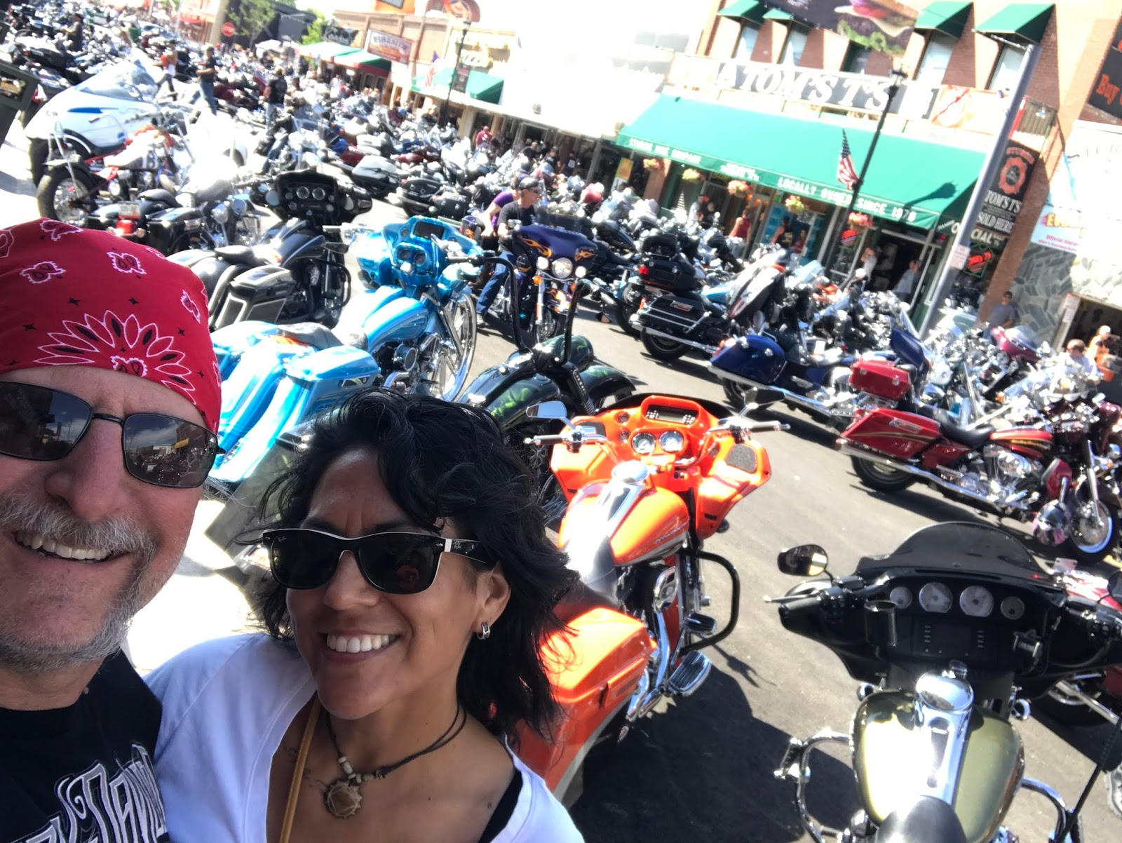 Be Right Back Bookend The 25 Year Plan Sturgis 2017 An Epic Journey Part Deux
