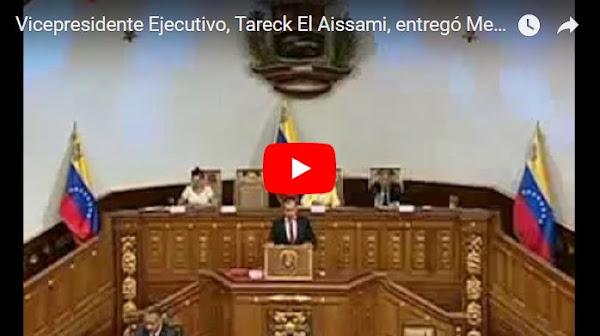 Tareck el Aissami dice que en Venezuela la gente pobre es apenas el 4,4% de la población