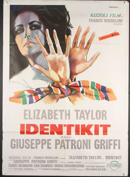 Identikit (The Driver's Seat) (1974)