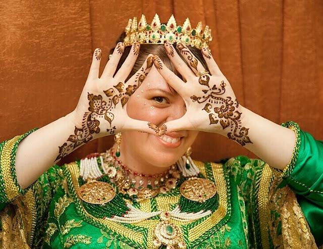 الزواج من المرأة المغربية