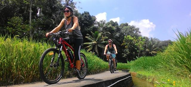 Cycling Tour Ubud Menyajikan Keindahan Alam yang Ekstrem