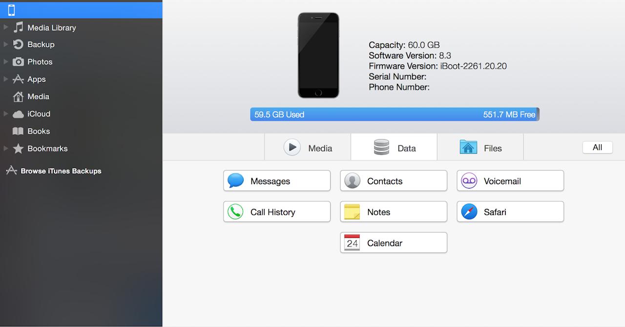 Come salvare messaggi dall'iPhone