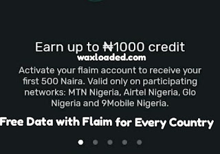 MTN 9mobile Glo and Airtel Free Data app