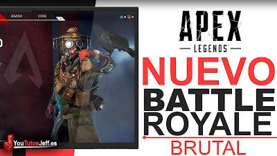 Nuevo Battle Royale - Descargar Apex Legends para PC FULL ESPAÑOL
