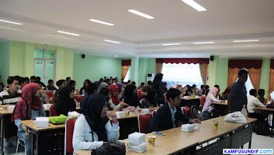 BEM FH Undip Gelar Workshop Pasar Modal
