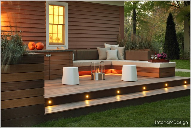 30 Great Patio Design Ideas - Side and Backyard Decorating Ideas