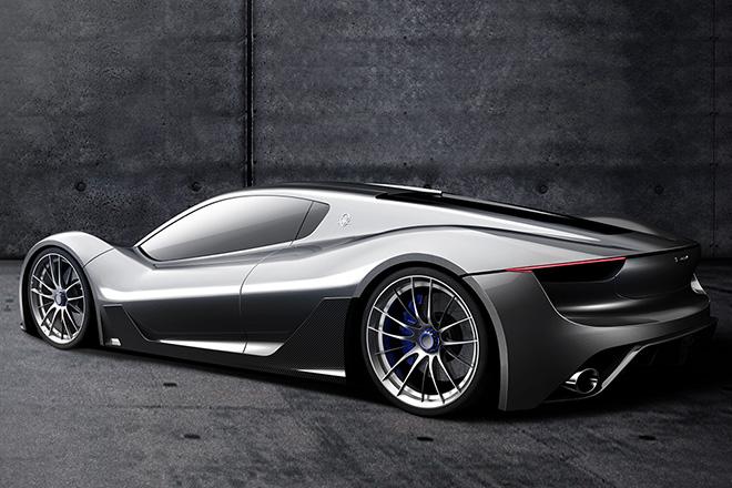 Pitbull garage for Garage concept auto