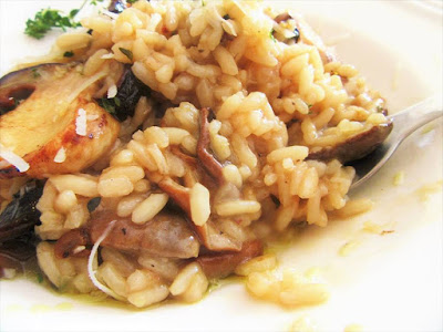 Savršeni rižoto od vrganja  / Perfect risotto with boletus mushrooms