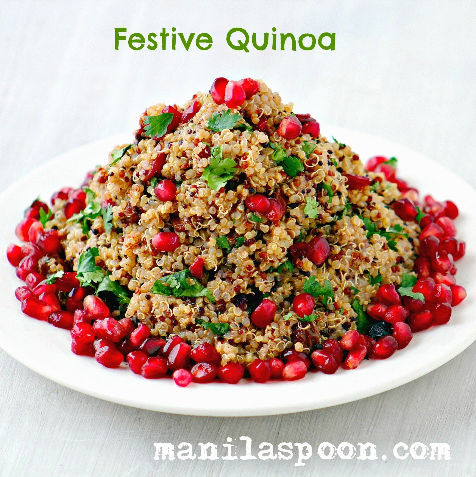 Festive Quinoa