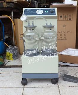Suction Pump 2 Tabung