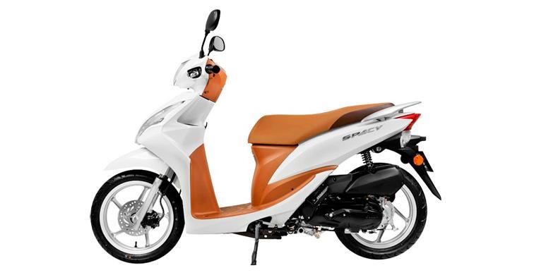 Motor Matic Honda Spacy 2016 - SEPEDA MOTOR