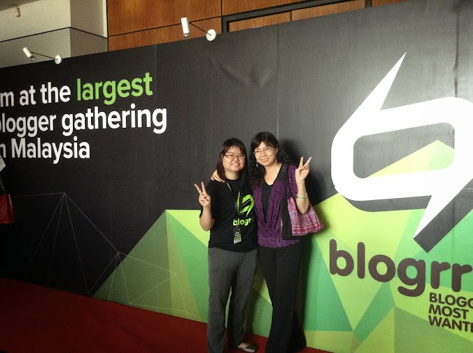 Blogrr - the largest gathering of bloggers in Malaysia