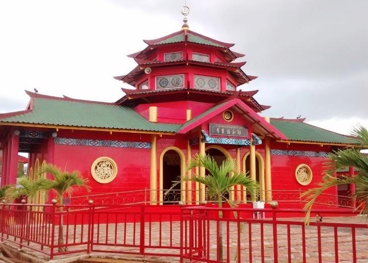 Wisata Religi Ke Masjid Cheng Ho Batam Winda Wijayanti