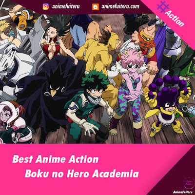 10 Rekomendasi Anime Action Terbaik yang Paling Keren Sepanjang Masa
