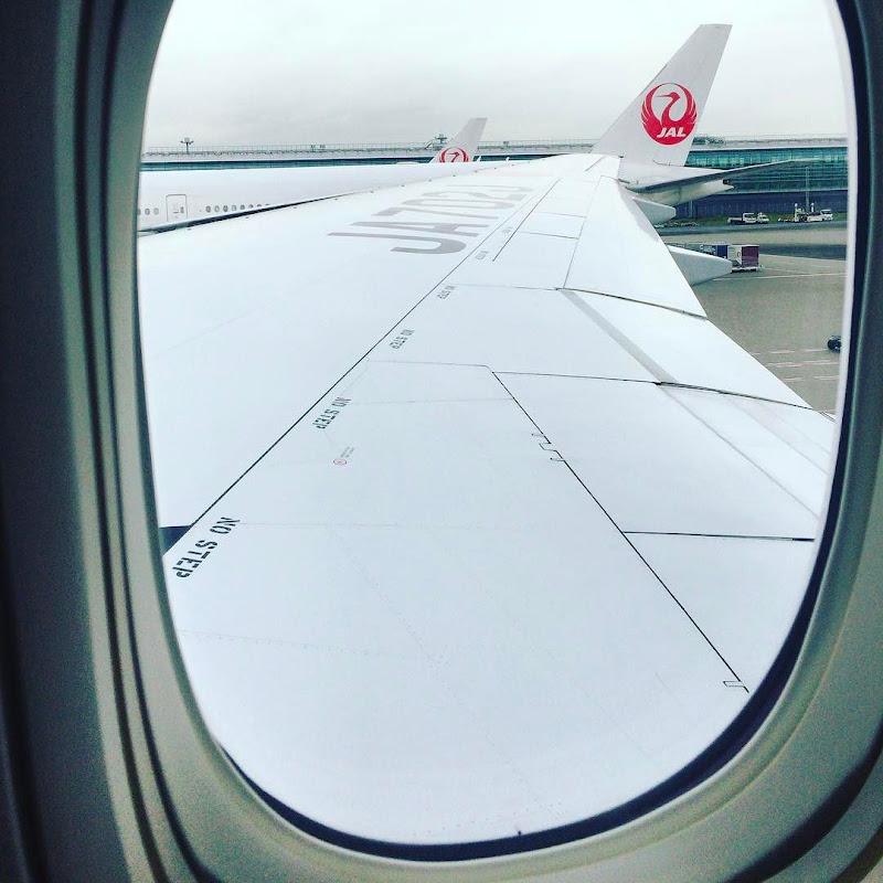 30レグ / 2016-10: JAL29(JL029) / 東京・羽田=香港