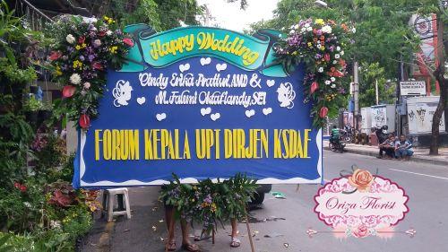 jual papan bunga di surabaya, beli bunga papan di surabaya, bunga papan murah surabaya