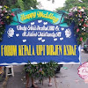 Bunga Papan Pernikahan Forum Kepala UPI Dirjen KSDAE