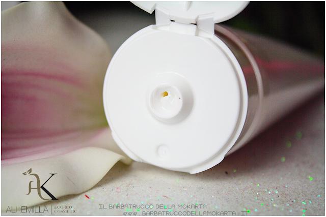 crema viso 12 packaging antiage antimacchie trattamento acido glicolico GLYCOLICA alkemilla cosmetics