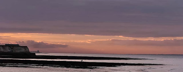 Evening Light (reculver towers can be seen, just)