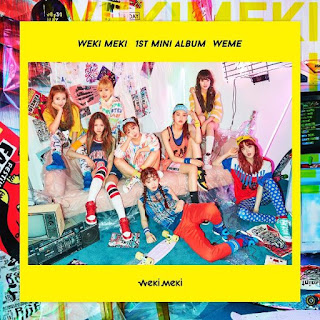 Weki Meki - iTeen Girls Special Lyrics