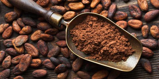 Chocolate usado como droga