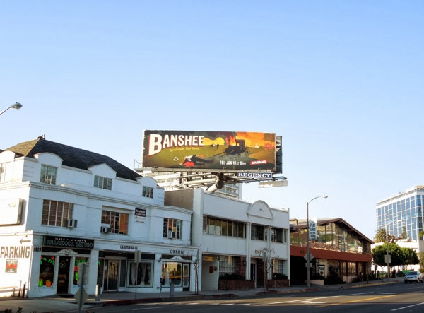 Banshee season 2 billboard