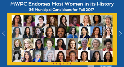 Massachusetts Women's Political Caucus (MWPC) Political Action Committee endorses Monica Linden