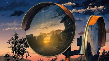 Anime, Sunset, Scenery, 4K, #4.2430