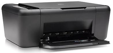 HP Deskjet F4480