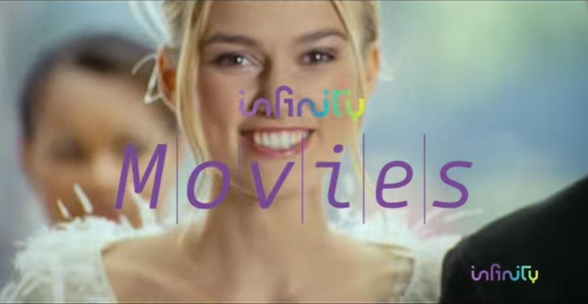 Canzone Infinity pubblicità I contenuti in arrivo su Infinity a dicembre - Musica spot Novembre 2016