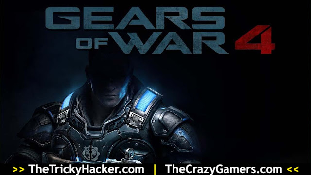Gears of War 4 Free Download Full Version Game PC