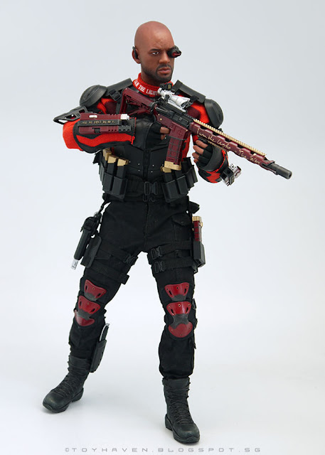 Toyhaven Review Ii Art Figures 1 6th Scale Dead Soldier