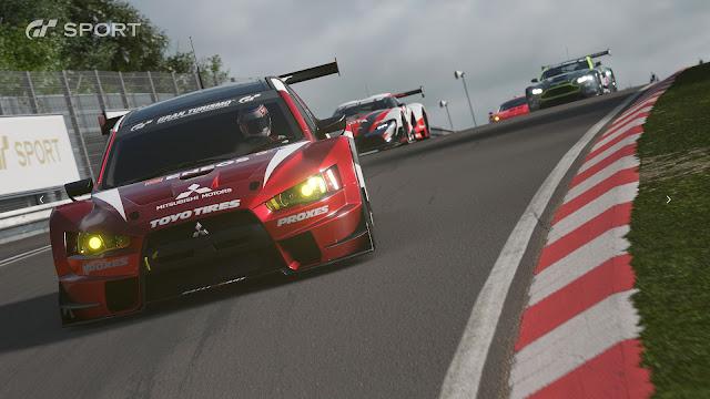 Mira el nuevo tráiler de Gran Turismo Sport a 4K de resolución