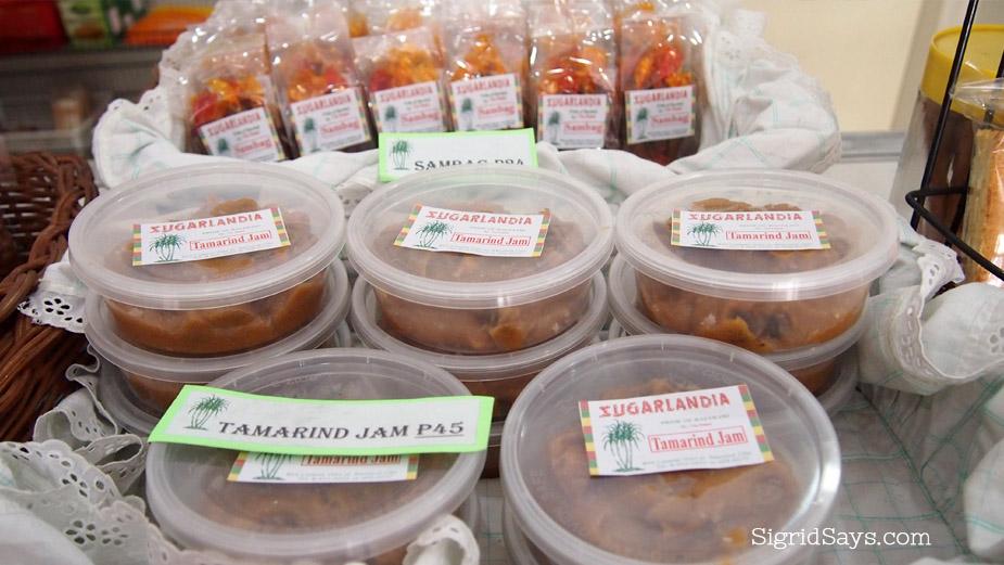 Sugarlandia, Bacolod pasalubong