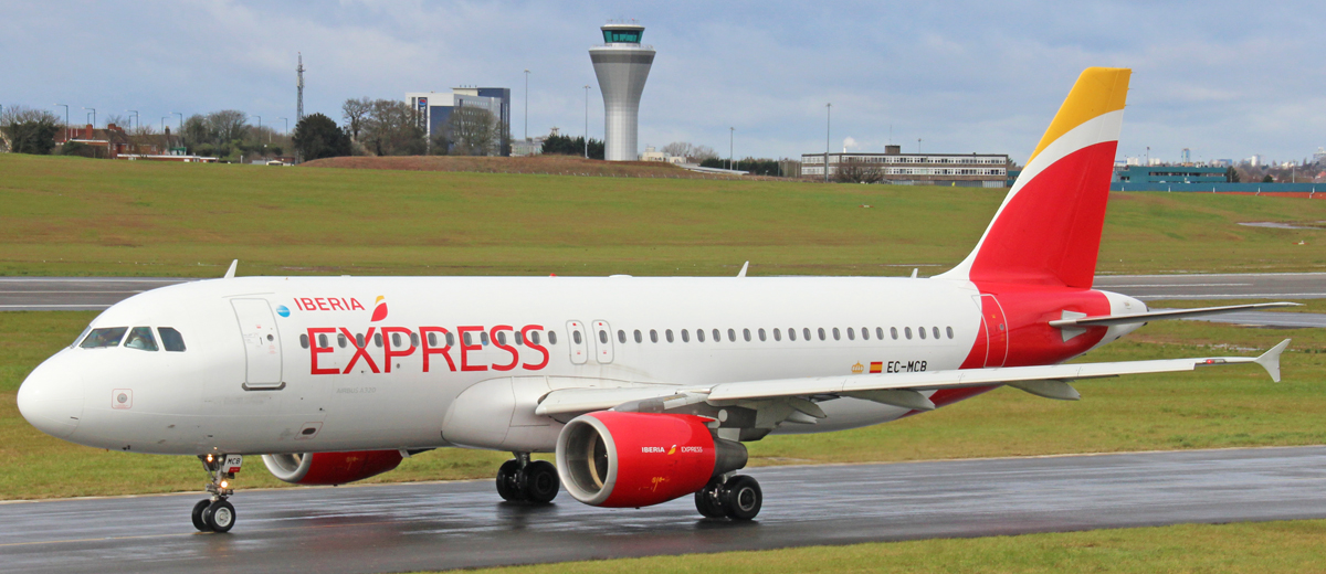 Birmingham Airport Photo Blog Iberia Express Launches 4
