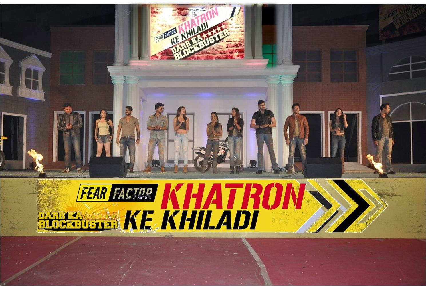 17 Contestants of Fear Factor Khatron Ke Khiladi Season 5: Dar Ka Blockbuster with Rohit Shetty