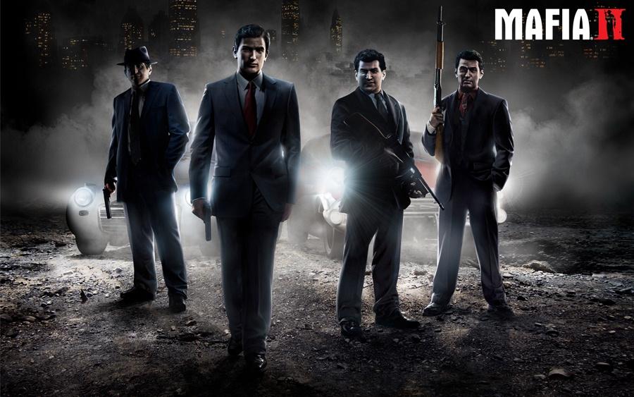 MAFIA 2 PC Download Poster