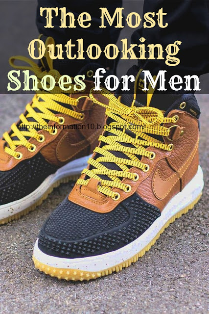 The Most outlooking Shoes for Men