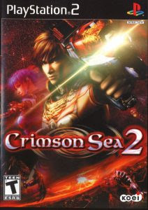 Crimson Sea 2 (KOEI) ps2