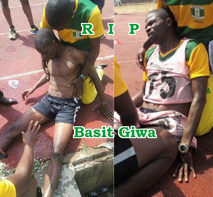 referee died fitness test ibadan