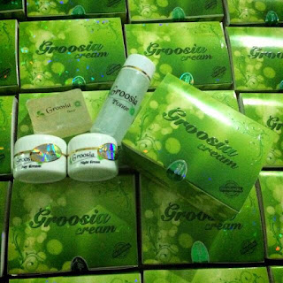 Cream Grosia spf 30 new