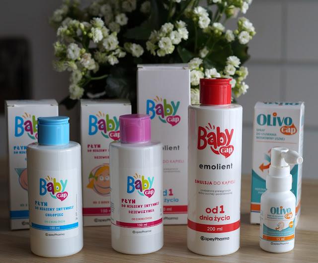 Kosmetyki od BabyCap