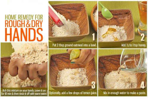 3 giải pháp hữu hiệu cho đôi tay không còn khô ráp.
