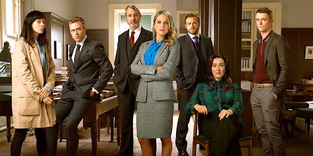 'Striking Out', la exitosa serie de abogados irlandesa, aterriza en SundanceTV